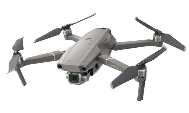 Photo du drone DJI Mavic Pro 2