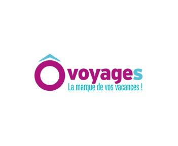 Logo d'Ô Voyages
