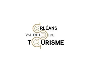 Logo de Orléans Val de Loire Tourisme